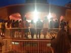 Universitários protestam contra fim de auxílio transporte em Capela do Alto