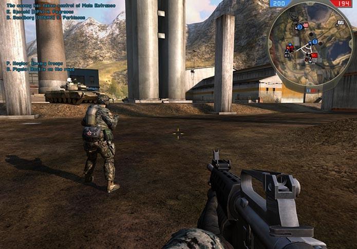 Battlefield 2 (Foto: Reprodução)
