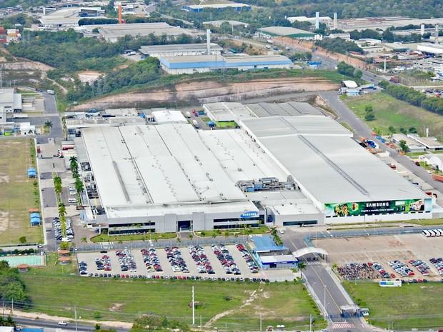 G1 - Duas fábricas do Polo Industrial de Manaus abrem 334 vagas de ... 18208670e8c50