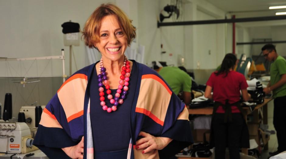 Bárbara Elmor, fundadora da Veste Uniformes e da Pense Uniformes (Foto: Divulgação)