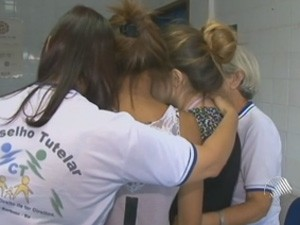 menores dizem ter sido estupradas por integrantes de pagode (Foto: Reprodução/TV Bahia)