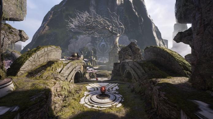 Paragon: procure entender a mecânica do jogo e a geografia do mapa (Foto: Reprodução/Playstation)