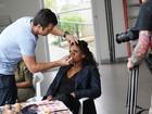 Veja tudo que rolou nos bastidores do ensaio de Quitéria Chagas para o Paparazzo