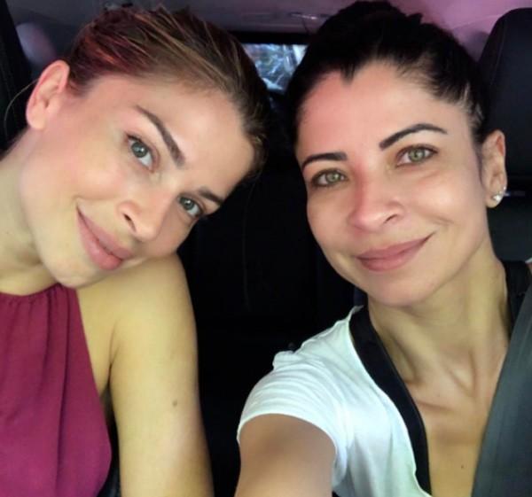 Anna Lima e Grazi Massafera: amizade de 10 anos (Foto: Reprodução/Instagram)