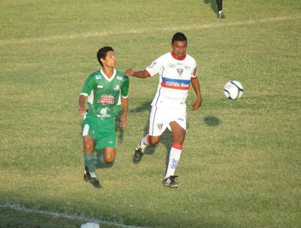 Potyguar vence o Palmeira-RN em Currais Novos (Foto: Josivan Varela/Divulgação)