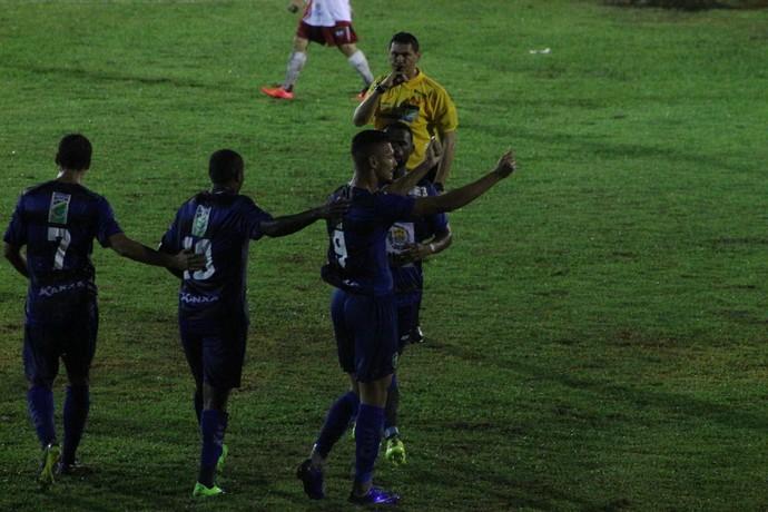 River-PI x Altos, Campeonato Piauiense (Foto: Josiel Martins)