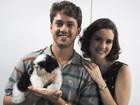Medo de cachorro? Fora de cena, atores amam bichinhos de estimação!