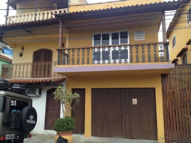 As placas indicativas das casas de veraneio serão padronizadas (Foto: Flavio Flarys / G1)