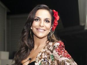 Ivete Sangalo materia (Foto: Dafne Bastos / TV Globo)