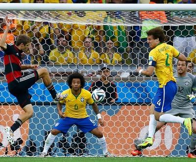 Muller gol Alemanha x Brasil, Mineirão (Foto: Reuters)