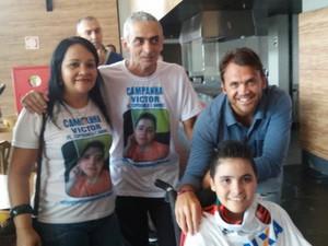 Campanha Victor Juiz de Fora Petkovic (Foto: Reprodução/Facebook)
