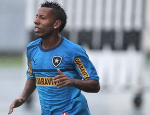 Vitor Junior, Botafogo (Foto: Satiro Sodré / Agif)