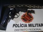 PM do DF prende patrão que atirou em funcionário que pediu demissão