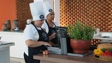 Programa dominical trouxe detalhes das receitas do 'Chef JPB' (Daniel Sousa/TV Cabo Branco)