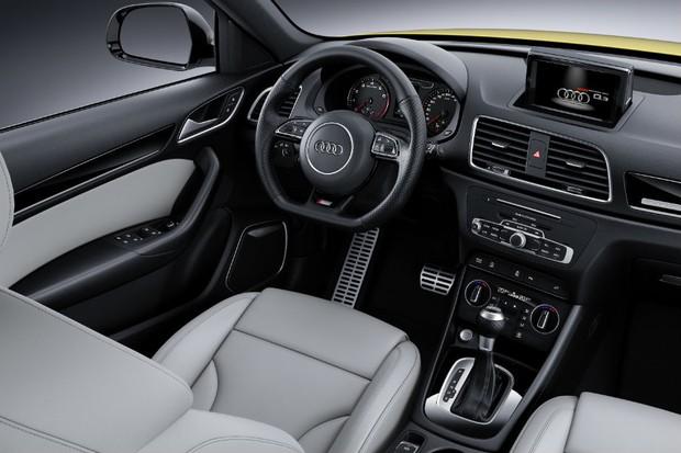 Audi Q3 reestilizado (Foto: Divulgação)