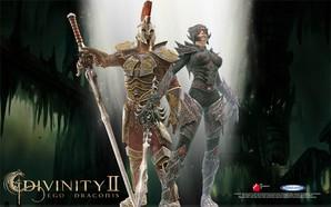 Wallpaper de Divinity II