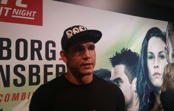 Cezar Mutante encara o sueco Jack Hermansson no UFC São Paulo