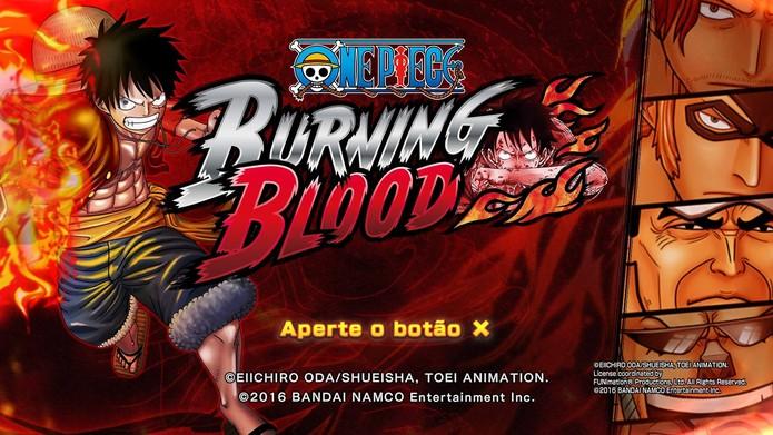 Leia o review completo de One Piece Burning Blood (Foto: Reprodução/Felipe Vinha) (Foto: Leia o review completo de One Piece Burning Blood (Foto: Reprodução/Felipe Vinha))