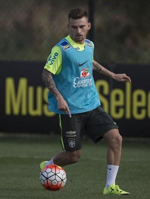 Lucas Lima seleção brasileira (Foto: Leo Correa/Mowa Press)