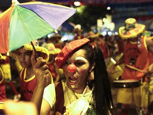 Abertura do Carnaval de João Pessoa aconteceu no Ponto de Cem Réis (Foto: Rafael Passos/Secom-JP)