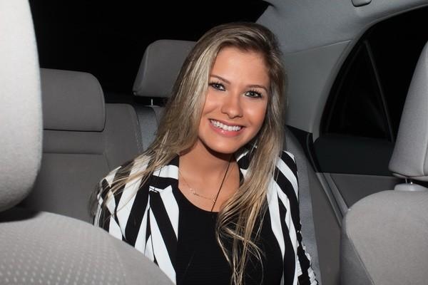 Andressa Suita em evento em Vitória, no Espirito Santo (Foto: Amandio Santos/ Agência Flash Glamour)