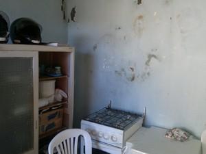 Médicos denunciam condições do posto de saúde em Formiga (Foto: Ednaldo Durço/Arqivo Pessoal)
