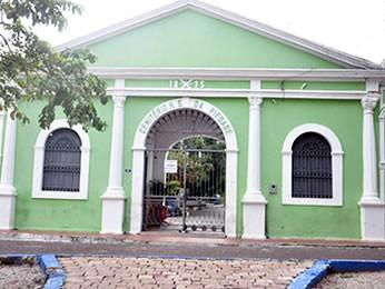 Cemitério da Piedade em Cuiabá (Foto: Tita Mara Teixeira/G1)