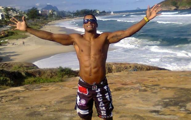 Alan Nuguette MMA UFC (Foto: Reprodução/Facebook)