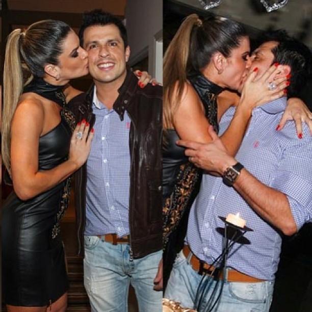 Mirella Santos e Ceará (Foto: Reprodução/Instagram)