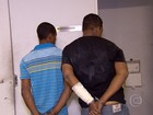 Homens são presos suspeitos de roubar carros na Região da Pampulha