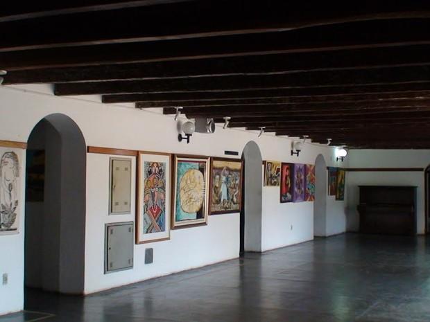 Casa da Cultura de Teresina recebe em média 150 visitantes por dia  (Foto: Josy Brito/Arquivo Pessoal)