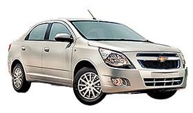 Chevrolet Cobalt (Foto: Autoesporte)