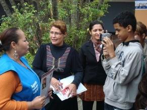 Jovens comunicadores (Foto: Divulgação)