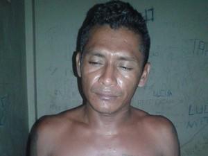 Babazinho foi reconhecido por um polícial à paisana  (Foto: Divulgação/ Polícia)