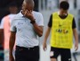 """Cristóvão lamenta expulsão, mas admite má atuação: """"Foi o pior jogo"""""""