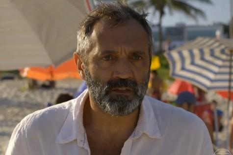 Domingos Montagner, o Miguel de 'Sete vidas' (Foto: Reprodução)