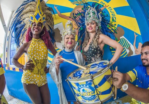 Baddie Winkle no Rio de Janeiro (Foto: Divulgação)