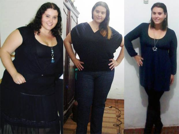 Jornalista se incomodou com situação e resolveu perder peso (Foto: Arquivo Pessoal/ Isis Vargas)