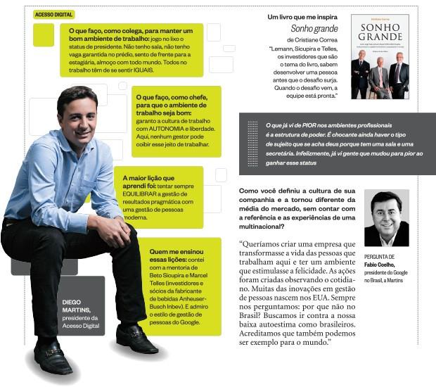 acesso digital (Foto: Camila Fontana/ÉPOCA e Ricardo Corrêa/Editora Globo,divulgação (2))