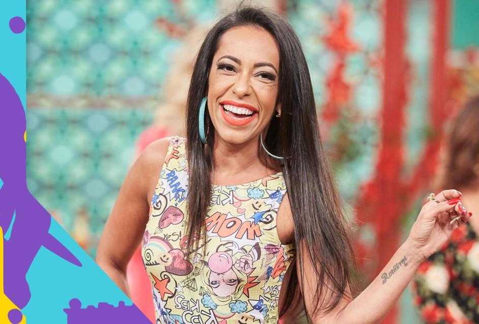 Jssica vai dar dicas durante o programa (Foto: Divulgao/Multishow)