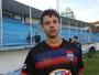 Goleiro do Vilavelhense acusa árbitro de erro em lance de gol do Vitória-ES