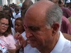 Paulo Souto (Foto: Henrique Mendes/G1 Bahia)