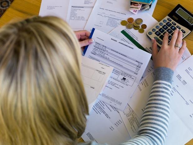 Imóveis Organizacao_contas (Foto: Shutterstock)