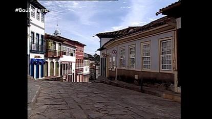 'Baú do Terra' mostra lendas da cidade de Diamantina