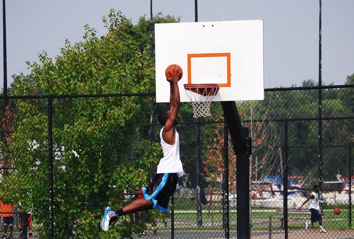 Basquete Inspira SC - Para Jogar sem se machucar - as principais lesões do basquete (Foto: Skeeze, Pixabay)