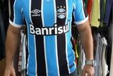 Vaza na web suposta nova camisa do Grêmio que será lançada em amistoso