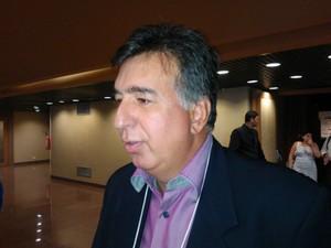Diretor de Licenciamento do Imasul, Ricardo Éboli Ferreira Gonçalves (Foto: Anderson Viegas/Do Agrodebate)