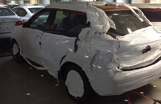 Nissan Kicks desembarca no Brasil (Foto: Reprodução)