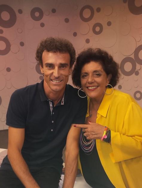 Leda Nagle receberá Emanuel no Sem censura (Foto: Divulgação)