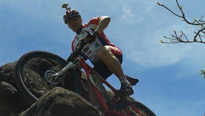 Padre Cristovão Mountain Bike (Foto: Padre Cristovão/Arquivo Pessoal)